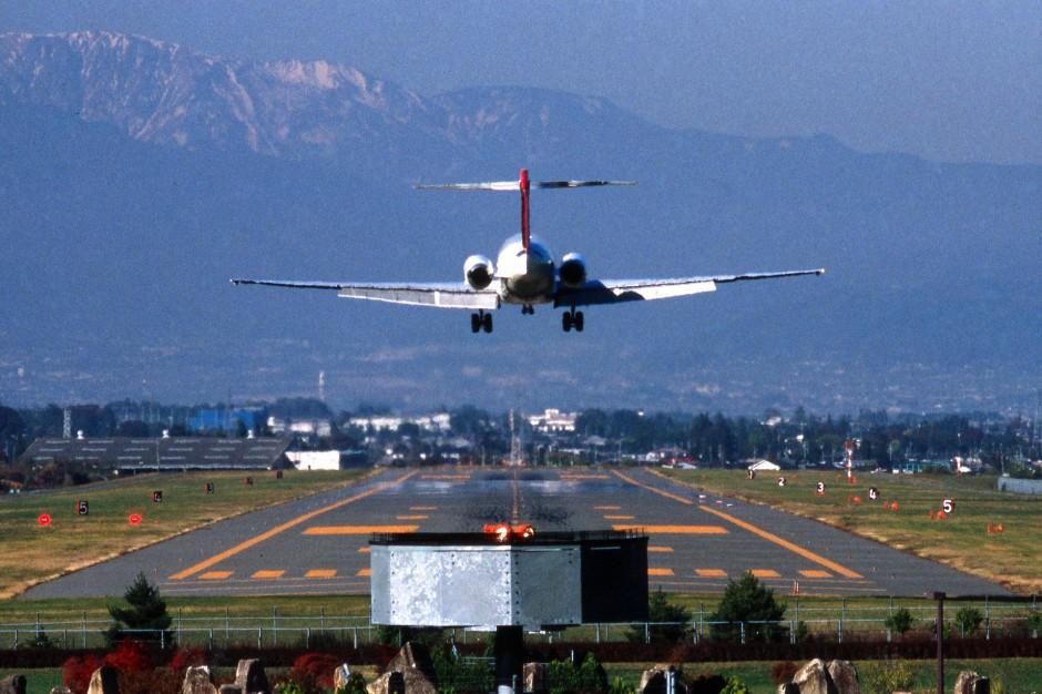 ak0606802068松本空港・ジェット機(松本)